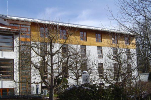 Aufstockung Landwirtschaftsamt Weilheim