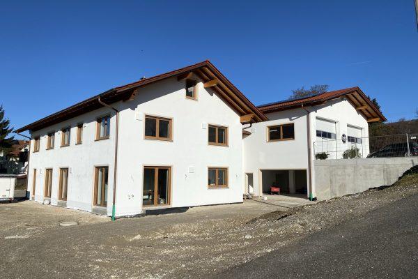 Baubegleitung KfW 40 Ziegelbauweise