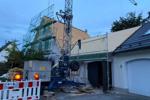 Baubegleitung Sanierung zum KfW55 Energieeffizinzhaus