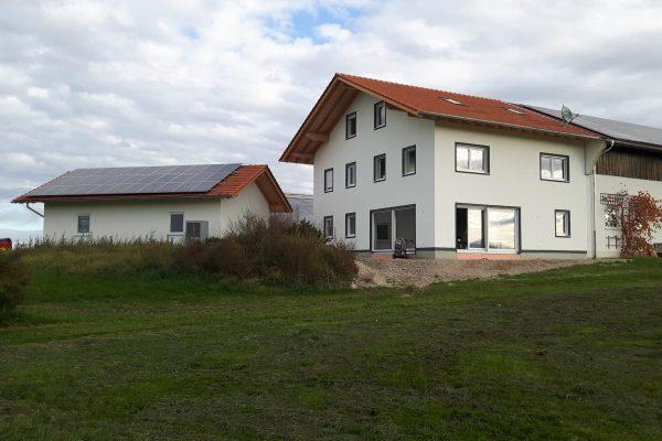 Baubegleitung KfW55 Energieeffizienzhaus