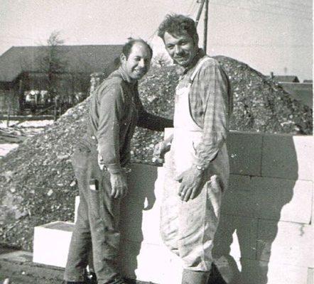 Fritz und Erwin Niederleitner