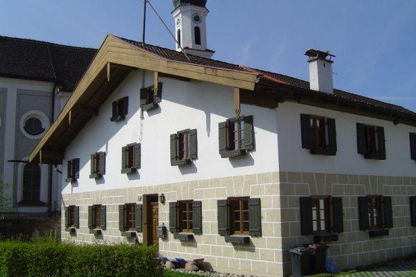 Sanierung Einfamilienhaus Magnetsried
