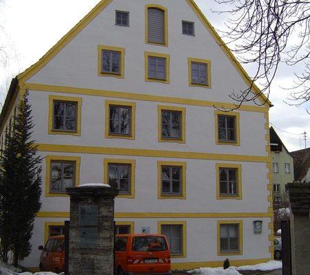 Modernisierung Vermessungsamt Weilheim