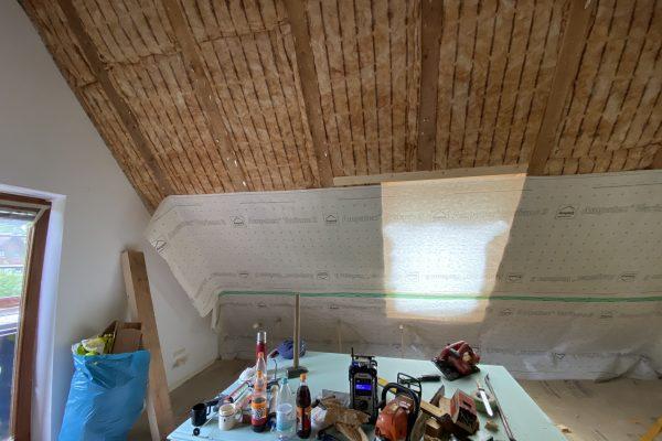 Sanierung Dachstuhl KfW Einzelmaßnahme